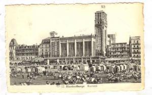 RP; BLACKENBERGE, Kursaal, West Flanders, Belgium, PU-1950