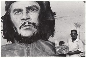 La Havane Cuba Street Artist 1960s Caricature Cuban Photo Postcard