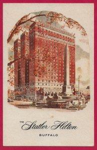 H-009 - Statler Hilton Hotel Buffalo, NY