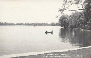 RP; OCONOMOWOC , Wisconsin, 1930-40s ; Fowler Lake