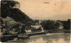 CPA BELLEY Environs La Balme (382470)