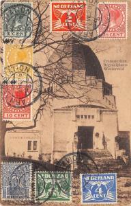 BC60600 Arnhem Superb RAR Station cancel TCV Crematorium 1925