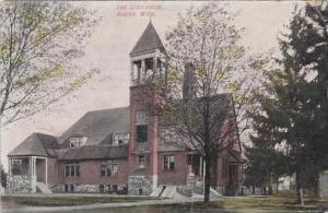 Michigan Albion The Gymnasium