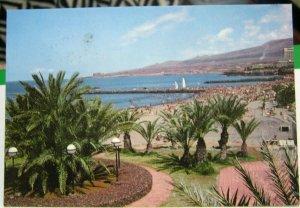 Spain Playa de las Americas Vista Parcial Tenerife - posted
