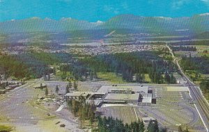 SURREY , B.C., Canada, 1950-60s ; new Guildford Shopping Center