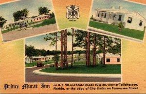 Florida Tallahassee Prince Murat Inn
