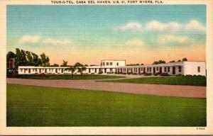 Florida Fort Myers Tour-O-Tel Casa Del Haven