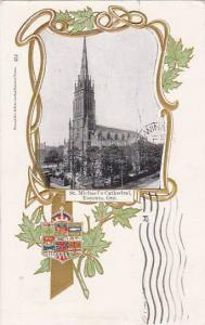 Toronto , Ontario Canada , PU-1905 ; St Michael's cathedral