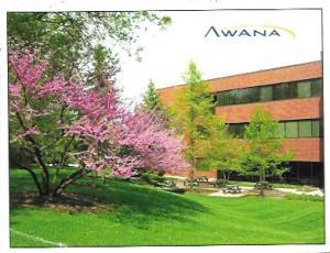US #4389 Coil - Polar Bear.  Awana Clubs - Streamwood, IL
