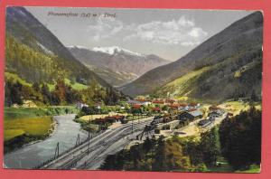 Franzensfeste, Tirol - Austria - 1918