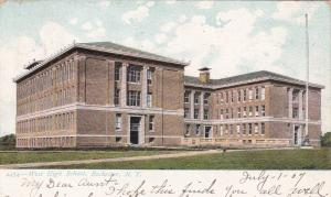 ROCHESTER , New York,  PU-1907; West High School