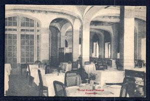 Hotel Roma Dining Room Madrid Spain unused c1920's