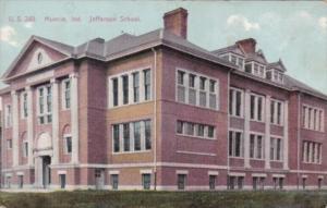 Indiana Muncy Jefferson School