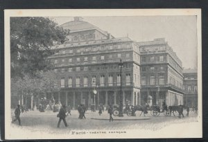 France Postcard - Paris - Theatre Francais   T9647