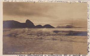 RP, Pao De Assucar Visto De Copacabana, Rio De Janeiro, Brazil, 1910-1920s