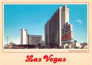 MGM Grand Hotel - Las Vegas, Nevada