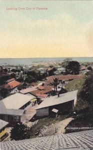 Looking Over City Of Panama, 1900-1910s