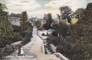 TUCK; LUSTLEIGH, Devon, England, United Kingdom; From the Bridge, 00-10s