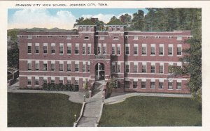 JOHNSON CITY , Tennessee, 1910s ; City High School
