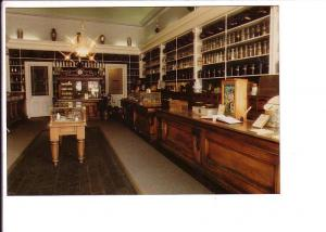 Niagara Apothecary, Niagara on the Lake, Ontario, Interior, Antique Jar Colle...