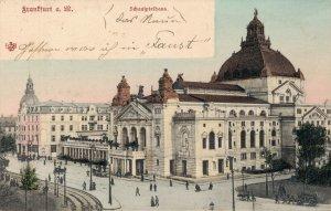 Germany Frankfurt am Main Schauspielhaus 03.32