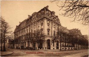 CPA PARIS 16e-Avenue Kléber-Majestic Hotel (325846)