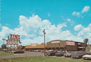 CHAMBERLAIN, South Dakota, 1970-80s; Al's Oasis Restaurant & General Store