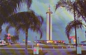 Florida Clermont Citrus Observation Tower 1965