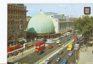 Postal 023539 : El Planetarium y el Museo de Madame Tussaud London