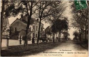 CPA St-GERAND-le-PUY Quartier des Etourneaux (683291)
