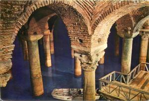 The Underground cistern Turkey