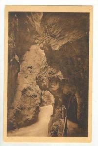 Der Felskopf In Der Klamm, Partenkirchen (Bavaria), Germany, 1900-1910s