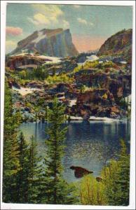 CO - Bear Lake & Hallett Park, Rocky Mountains