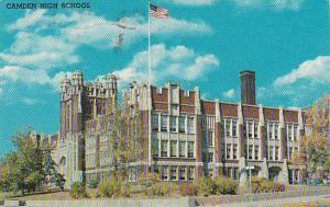 New Jersey Camden Camden High School 1962