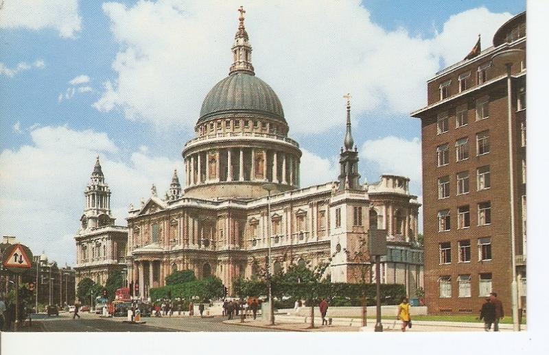 Postal 030039 : St. Pauls Cathedral London