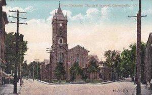 New York Gloversville First Methodist Church Episcopal