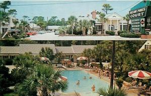 SC, Myrtle Beach, South Carolina, Ocean Pines Courts, Multi View, O'Brien Color