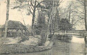 Postcard France bourg Saint Georges