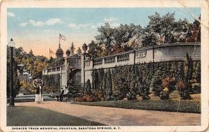 N.Y. Saratoga Springs, Spencer Trask Memorial Fountain 1922