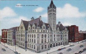 Wisconsin Milwaukee Post Office