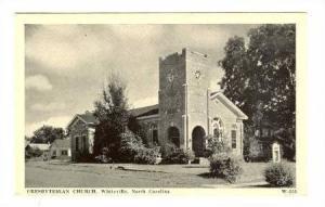 Presbyterian Church, Whiteville, North Carolina, 00-10