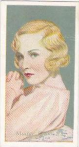 Godrey Phillips Cigarette Card Film Favourites No 14 Madge Evans