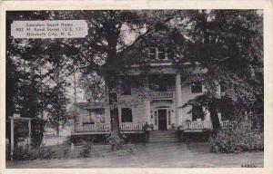 North Carolina Elizabeth City Saunders Guest Home