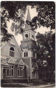 Farmington, Maine, Methodist Church