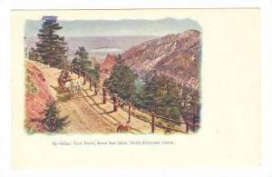Grand View Point, Brunn Inn Drive, North Cheyenne Canon, Wyoming, 1900-1910s