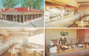 Arizona Scottsdale Gene's Broiler Buffet Restaurant sk2860
