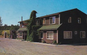 Canada 122 Mile House Lodge Lac La Hache British Columbia