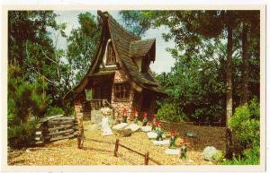 Snow White, Dwarf Village, Busch Gardens, Tampa FL