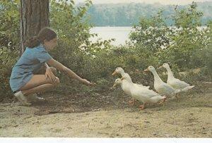 HARRISON , Maine , 1950-60s ; Camp Tapawingo for Girls