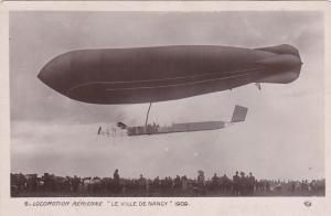 RP: New Naval Airship Baby & Airship Beta ; ALDERSHOT , UK , 00-10s ; Blimp